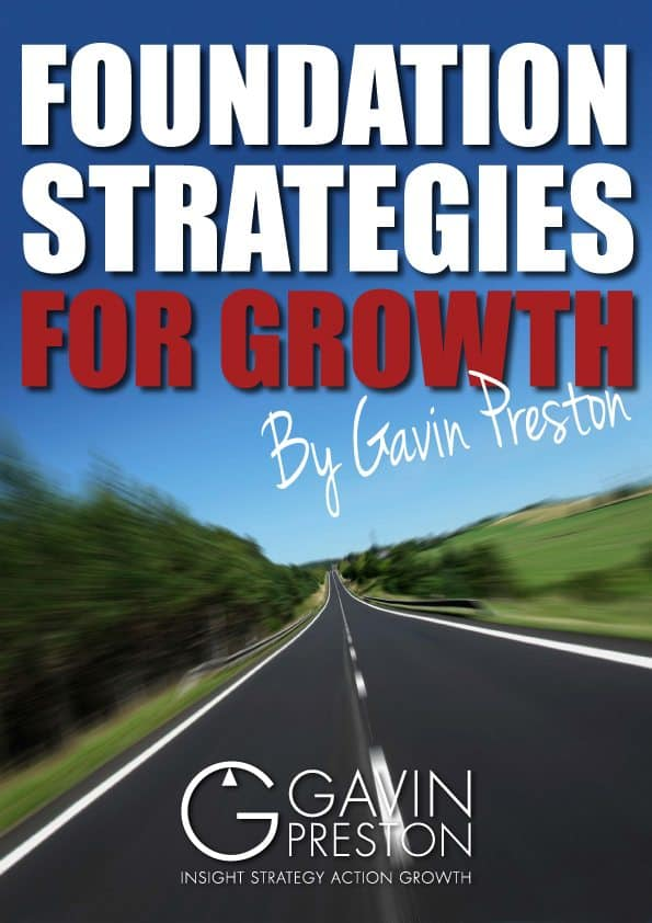 Foundation Strategies for Growth E Book